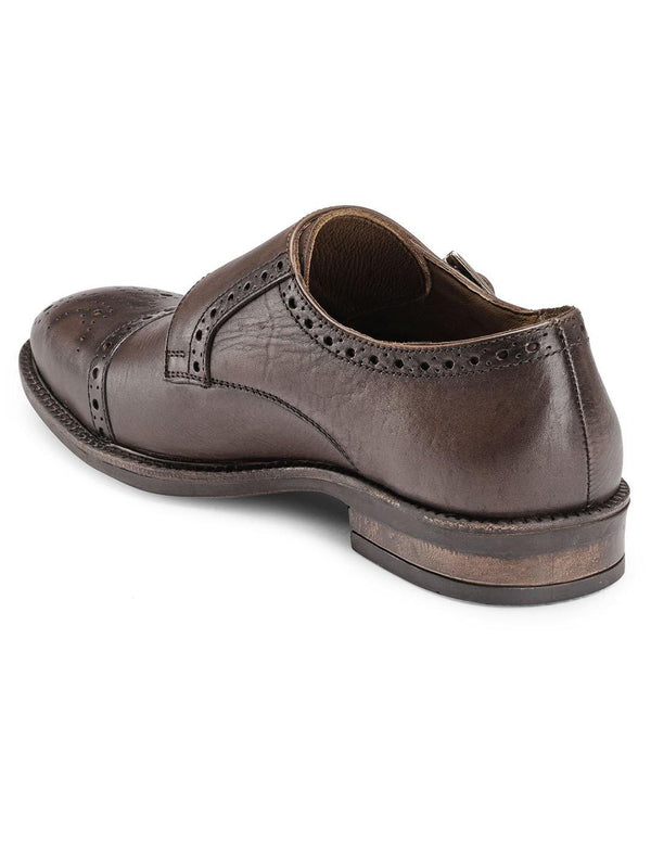 Monk Strap Slip-on Formal Shoe