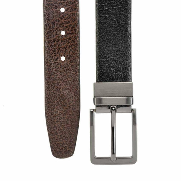 Reversible Full Grain Leather Belt