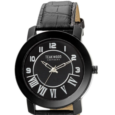 Men's Water Resistant Analog Watch