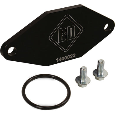 BD Cummins Killer Frost Plug Plate - Dodge 1989-2002 5.9L