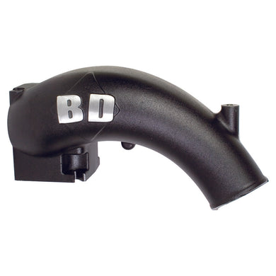 X-Flow Power Intake Elbow (Black) - Dodge 1998-2002 5.9L 24-valve