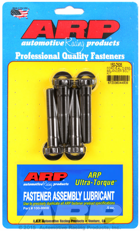 Ford 6.4L diesel balancer bolt kit