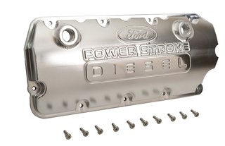 Beans 08-10 6.4 Power Stroke Billet Valve Covers
