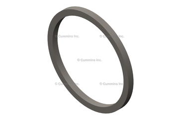 Genuine Cummins Parts Cummins Rectangular Ring Seal - 3925466