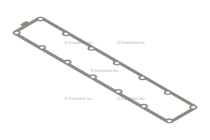 Genuine Cummins Parts Intake Manifold Cover Gasket OEM