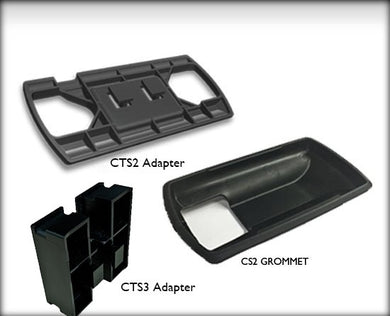 CTS/CTS2/CTS3 POD ADAPTER KIT WITH CS/CS2 GROMMET (allows CTS/CTS2/CTS3 to be mounted in dash pods) - 98005