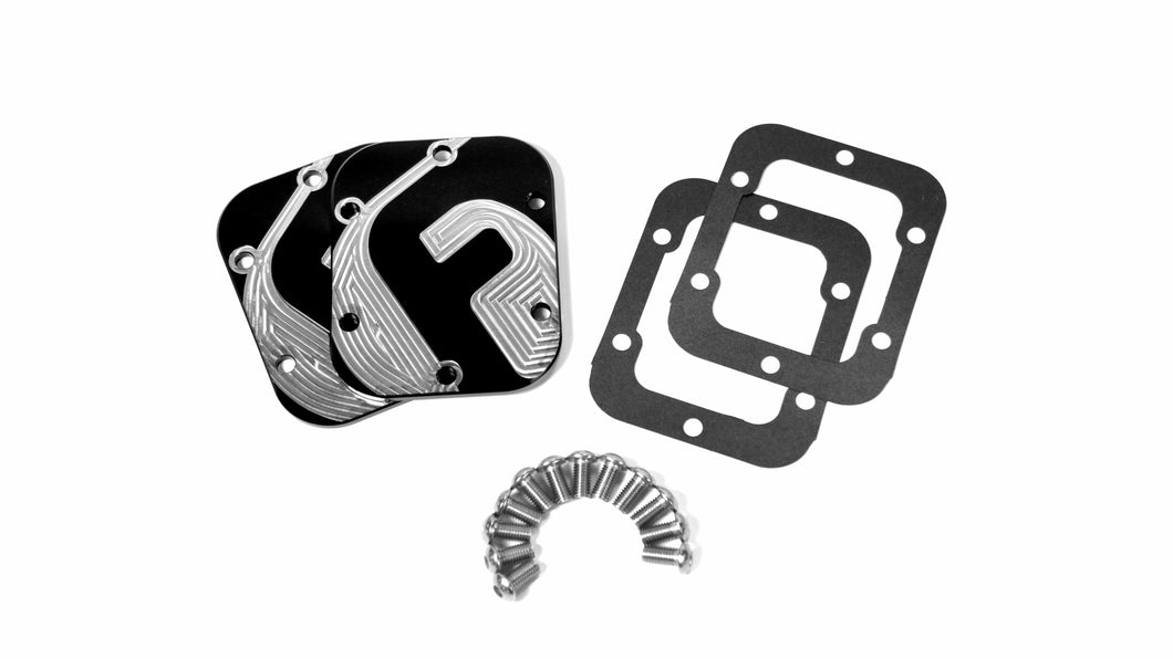 Fleece Performance Billet PTO Covers for Allison Transmission 1000 Series