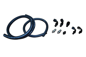Fleece Cummins Fuel Distribution Block Hose and Fitting Kit