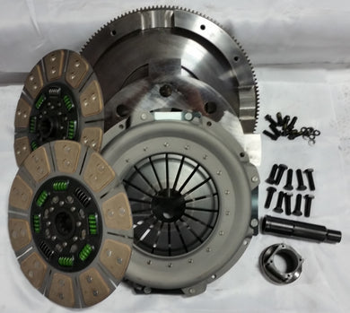Valair Dual Disc Clutch 12.25