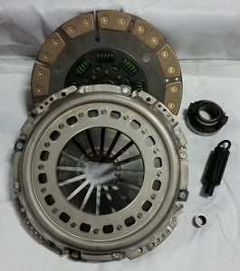 "Valair Single Disc Clutch 2001-2005 Dodge NV5600 6 Speed 13"" x 1.375"" Performance Replacement Ceramic Buttons"