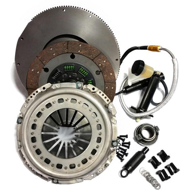 Valair Single Disc Clutch 2005.5+ Dodge G56 Mercedes 6 Speed 13