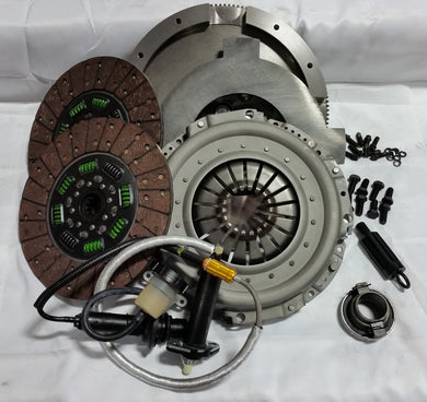 Valair Dual Disc Clutch 2005.5+ Dodge G56 Mercedes 6 Speed 13