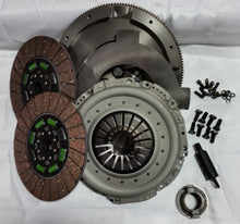 "Load image into Gallery viewer, Valair Dual Disc Clutch 2001-2005 Dodge NV5600 6 Speed 13"" x 1.375"" Organic Facings"