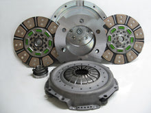 "Load image into Gallery viewer, Valair Dual Disc Clutch 2001-2005 Dodge NV5600 6 Speed 13"" x 1.375"" Ceramic Buttons"