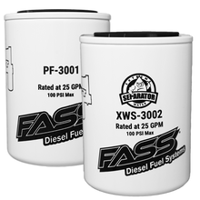 Load image into Gallery viewer, FASS XWS-3002 EXTREME WATER SEPARATOR