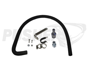 Pusher Coolant Reroute Kit for 2007-2012 Dodge 6.7L Cummins Trucks + PLUS