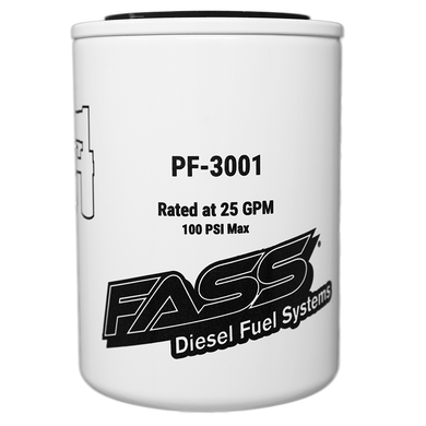 FASS PF-3001 PARTICULATE FILTER