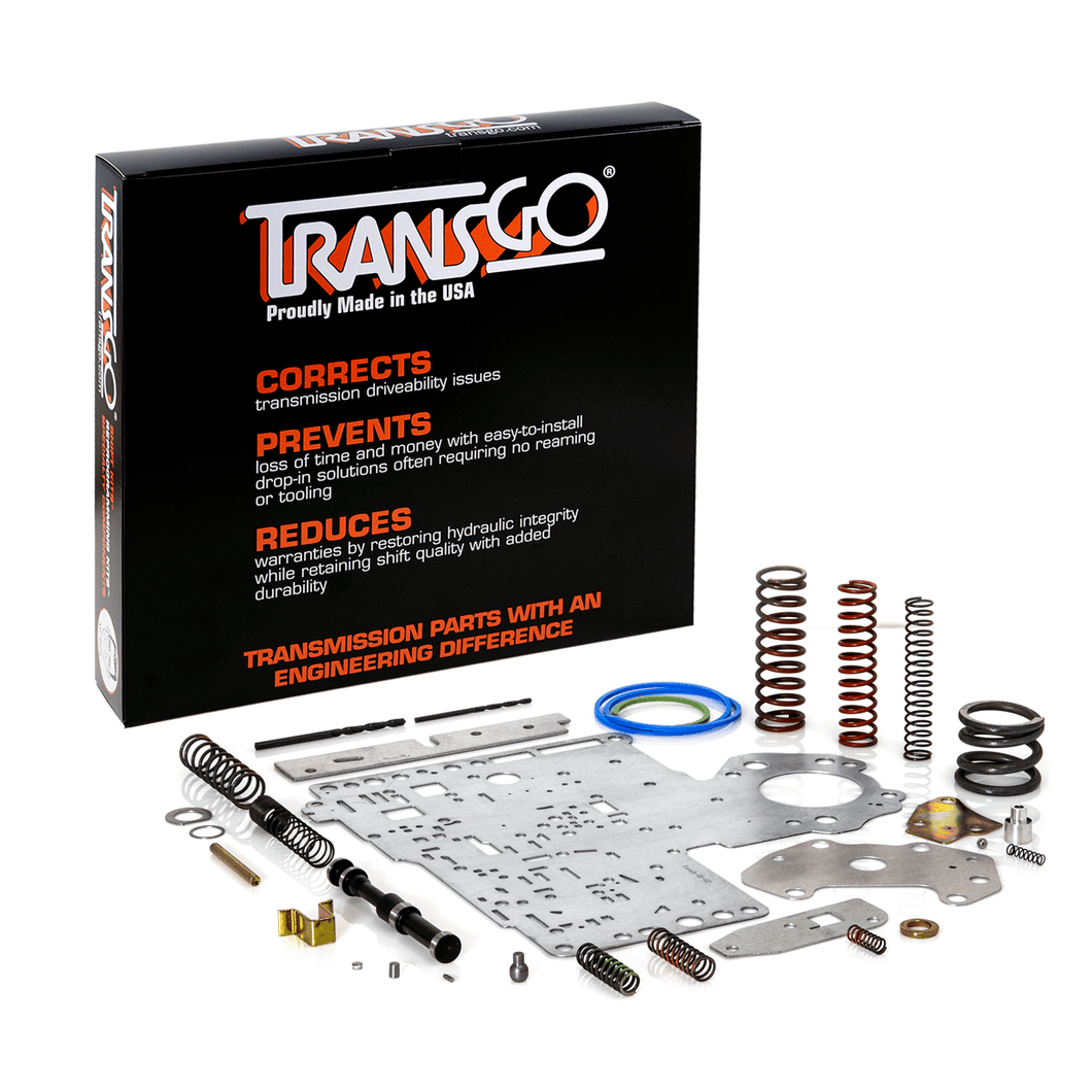 TransGO SHIFT KIT® Valve Body Repair Kit
