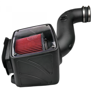 S&B COLD AIR INTAKE FOR 2006-2007 CHEVY / GMC DURAMAX LLY-LBZ 6.6L
