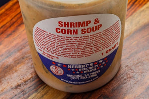 Shrimp & Corn Soup (1 qt)