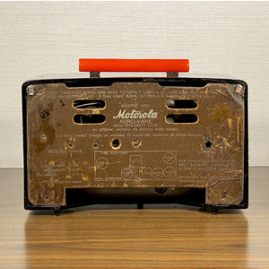 Professionally cut and polished Catalin Radio