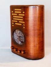 画像をギャラリービューアに読み込む, Simplex D, Deluxe Tombstone Tube Radio sold items Catalin Store