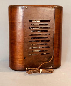 Simplex D, Deluxe Tombstone Tube Radio sold items Catalin Store