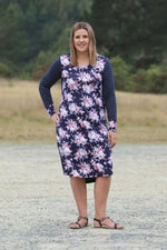 Tania Dress by Emily Rose Designs. Affordable, comfortable New Zealand designed women's fashion.