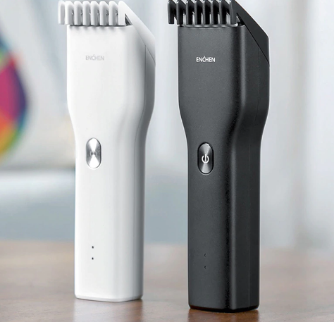 Dual Speed Electric Clippers | Barber Cape Included | USB Charging; Cordless Operation | Nano ceramic blades