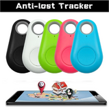 GPS Pet tracker /  Wireless Smart Anti-Lost Electronic / Solid Colored 1pc | Great Wallet Key Finder!