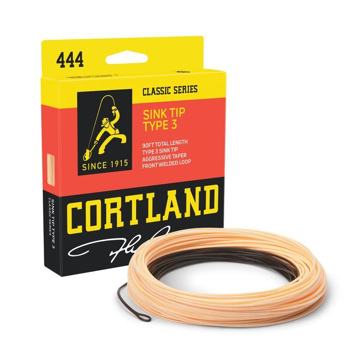 Cortland. SINK TIP TYPE 3