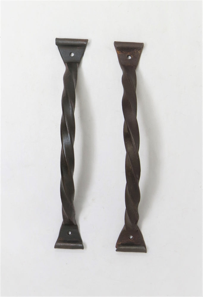 Load image into Gallery viewer, HCH-323 Renaissance Iron Cabinet Handle