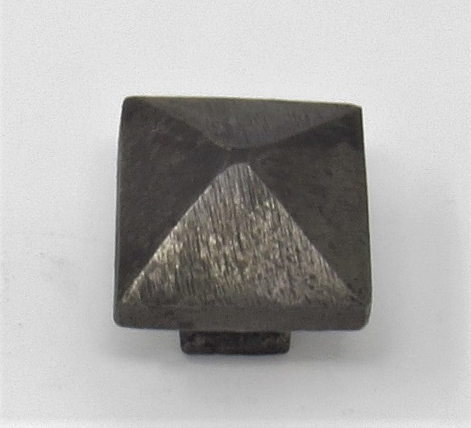 Load image into Gallery viewer, HCK-02-SS Square Pyramid Cabinet Knob