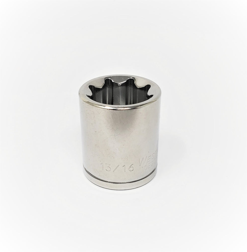 "13/16"" 8 - Point Socket"