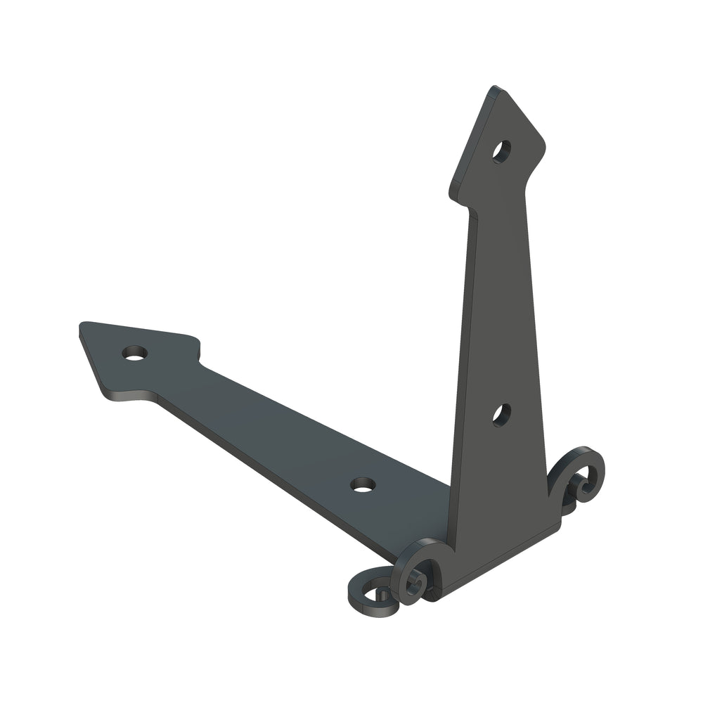 Load image into Gallery viewer, Neo-Classical Iron Angle Brace