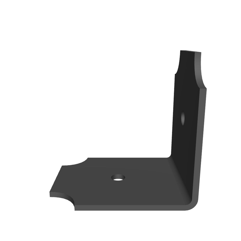 Load 3D model into Gallery viewer, Transitional Iron Angle Brace