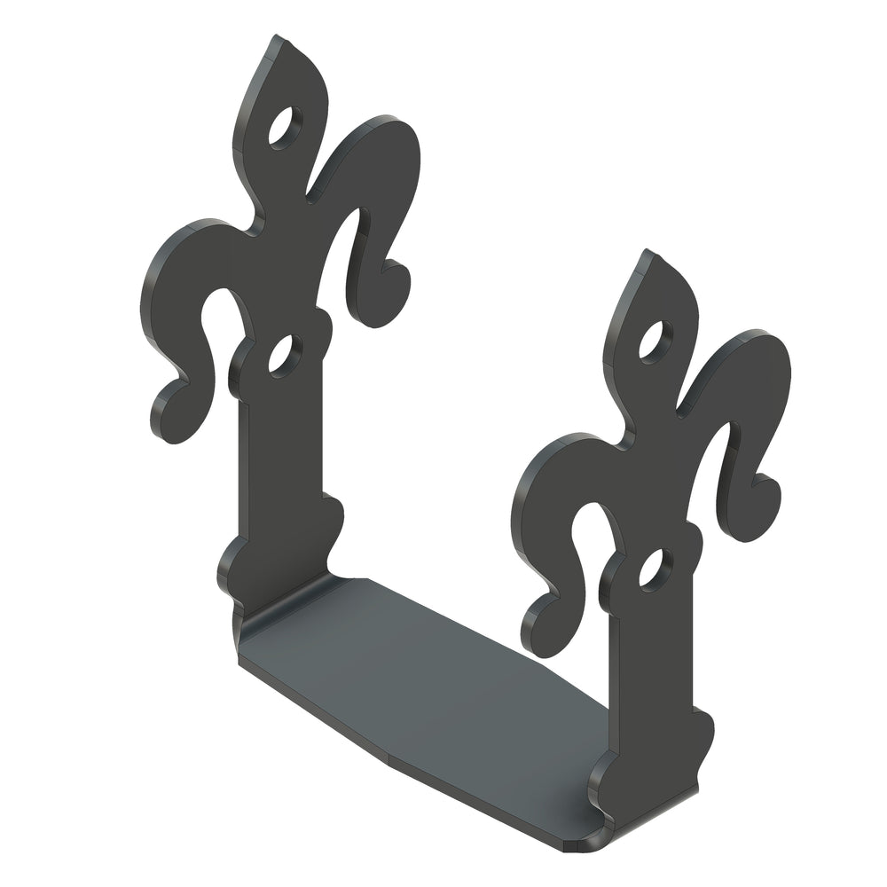Load image into Gallery viewer, Florence Fleur De Lis Iron Beam Strap