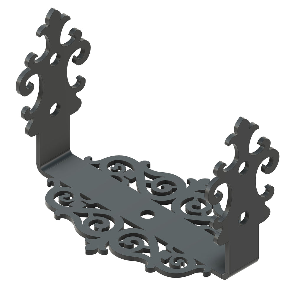Gothic Cathedral Iron Beam Strap