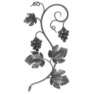 Grape Vine Cabinet Insert