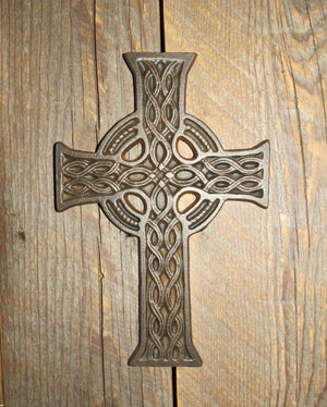 Load image into Gallery viewer, Celtic Iron Cross