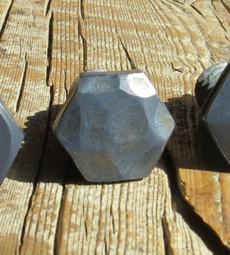 "3/8"" Dia. Hammered Hex Head Lag"