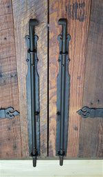 Baroque Iron Cane Bolt
