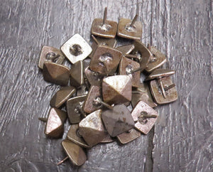 "Raw HCN-02 1"" Rough Lot of 200 Nails"