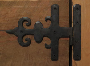 Georgian Iron Hinge