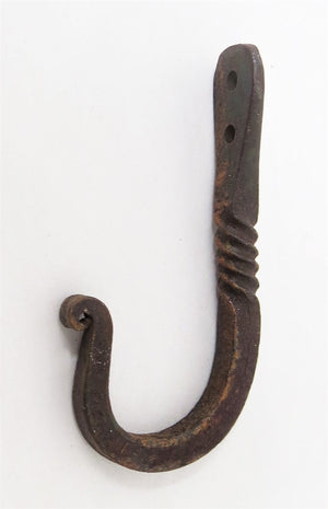 Load image into Gallery viewer, HHH-302 Rustic Iron Hook
