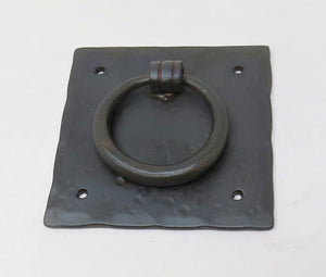 HRP-300 Plain Square Iron Ring Pull/ Door Knocker