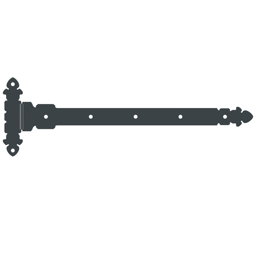 Load image into Gallery viewer, Spanish Cathedral Iron Functioning Hinge Strap