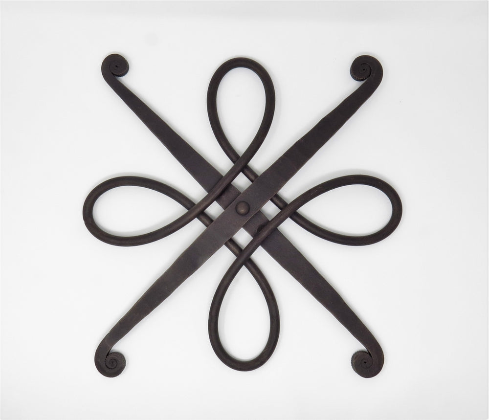 Celtic Iron Quatrefoil