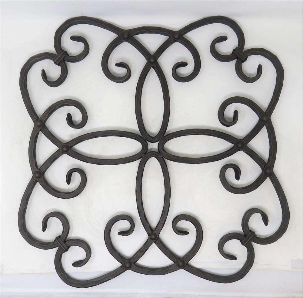 Load image into Gallery viewer, HWD-323 Renaissance Iron Quatrefoil