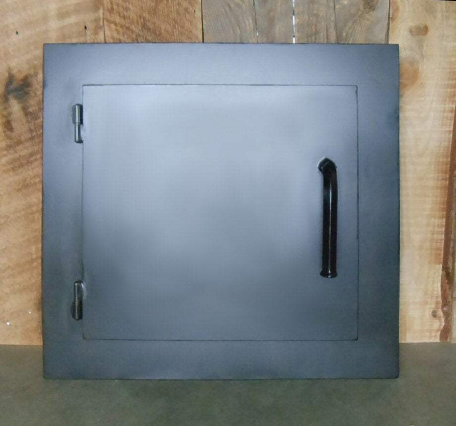 Load image into Gallery viewer, MD-200-SH Basic Rectangle Hinged Pizza Oven Door